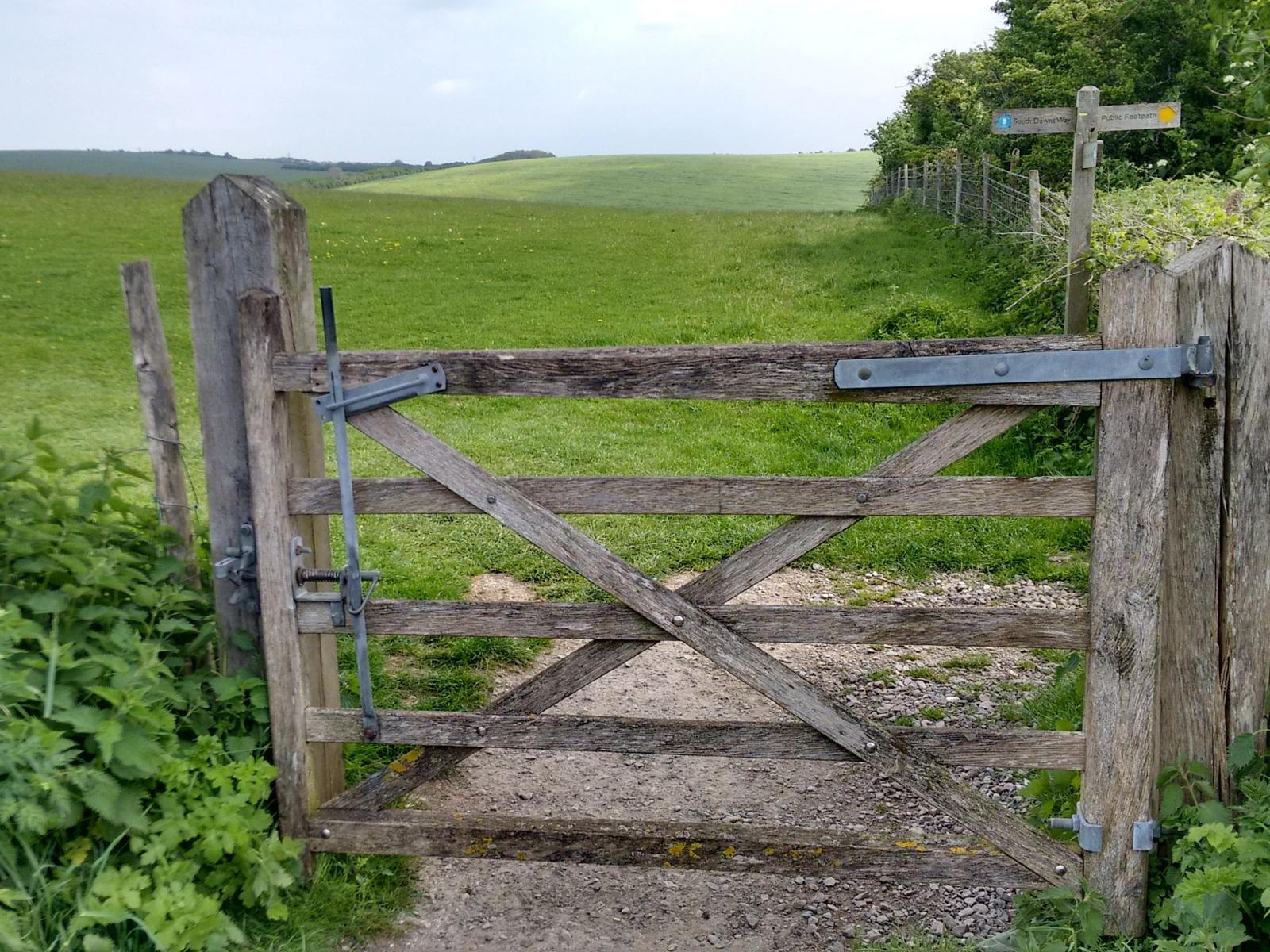 的照片 South Downs Way - 100 miles