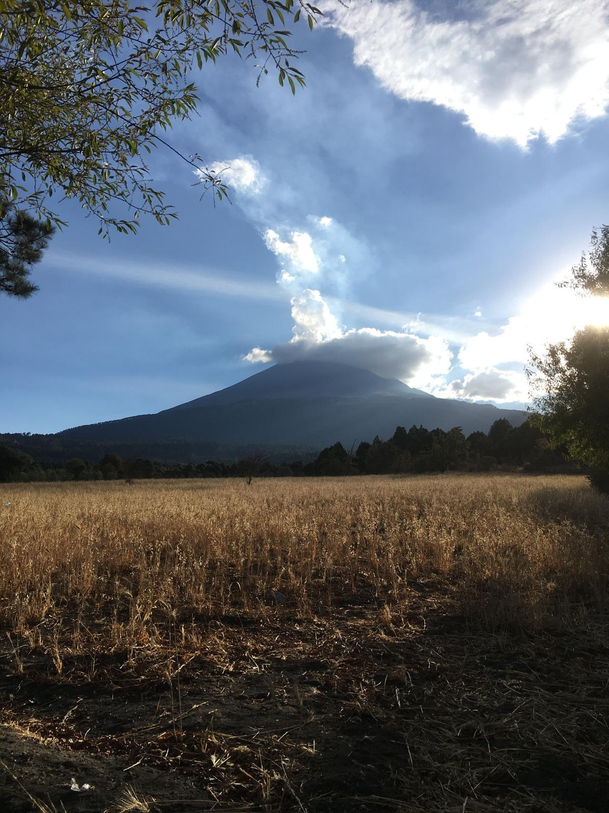 Photo de Arenales popocatepetl desde ruta chingona