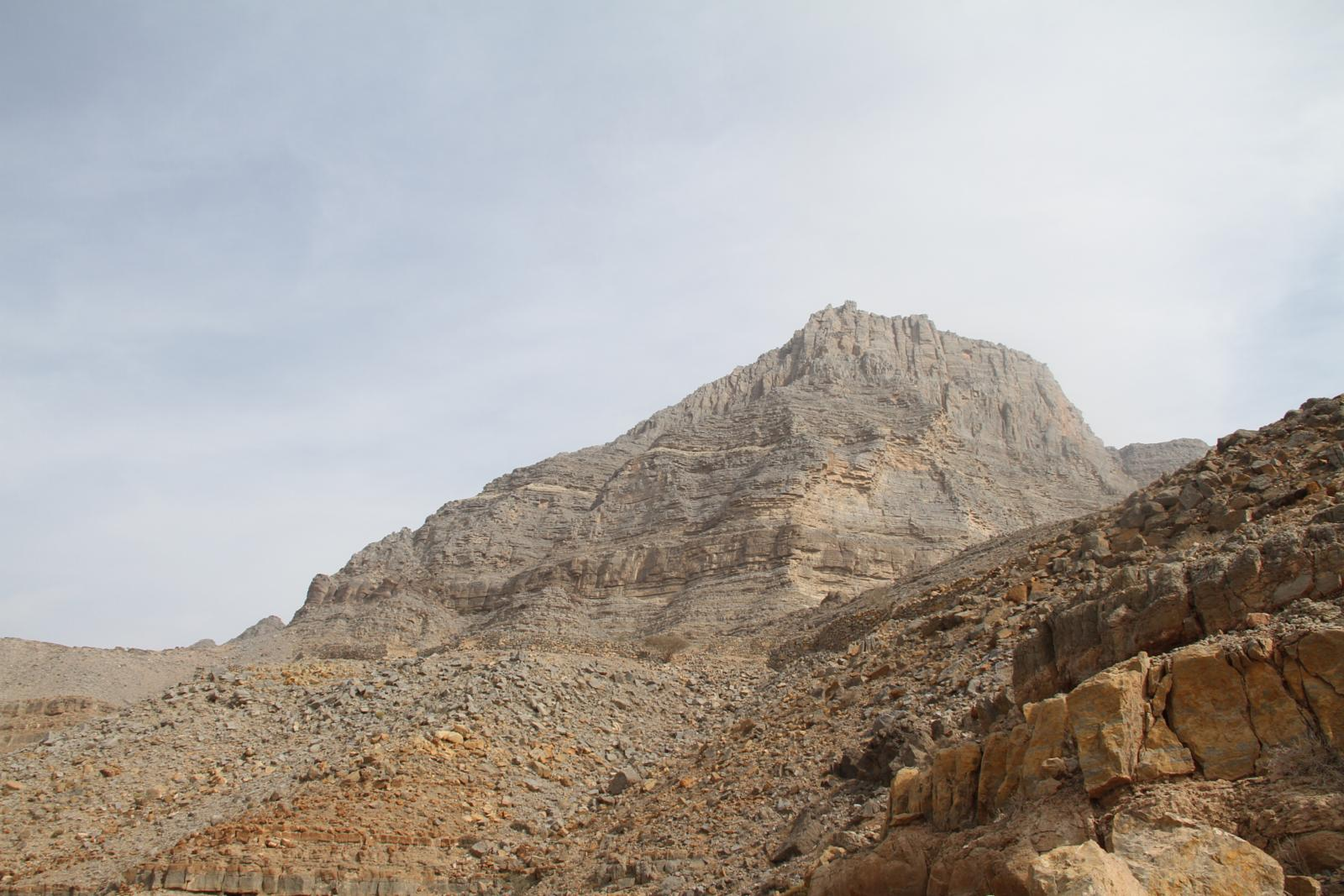 Foto de Jebel Qada'ah - Routes 1 and 2