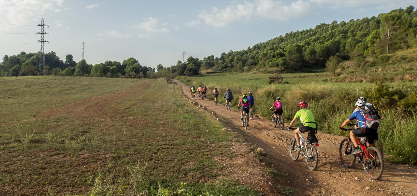 Photo of BICICET - Bici de Temporada - Per les tines del Bages (Llobregat)