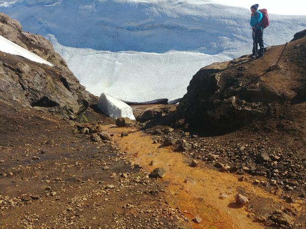 Photo of The Laugavegur Trail ( Landmannalaugar - Porsmork )