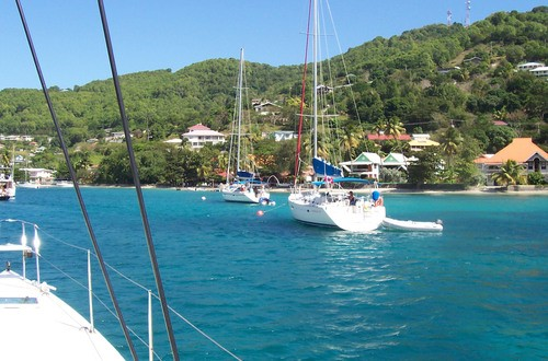 Foto von HYC 10 Day Itinerary - St.Lucia to Grenada - Day 2 - Pitons to Bequia