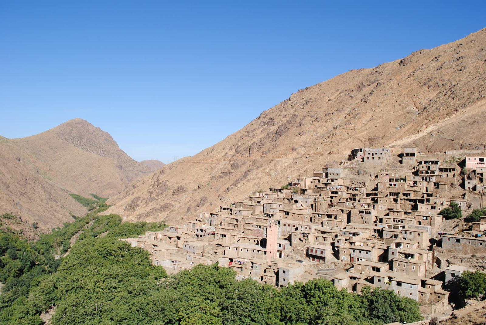 Photo of travesia Atlas - Toubkal  (6 etapas)