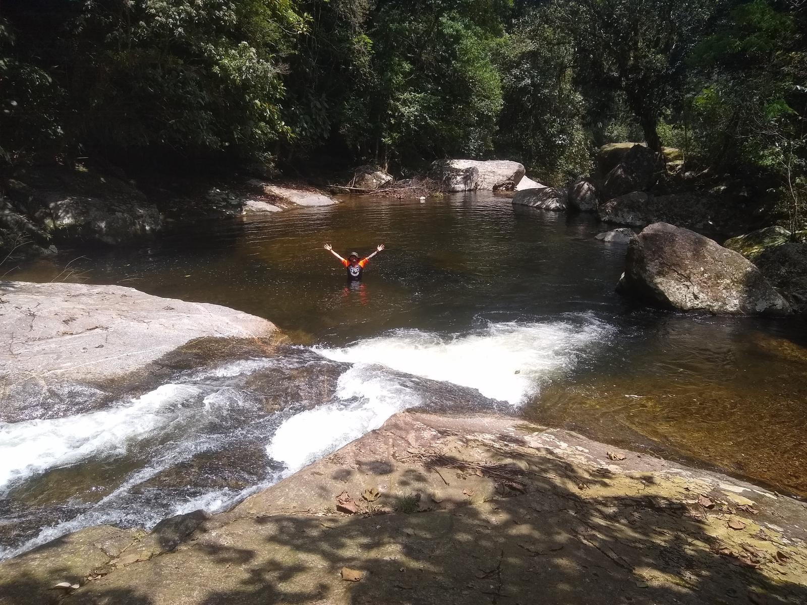 mynd af Travessia Nascentes do Rio Quilombo ⛺