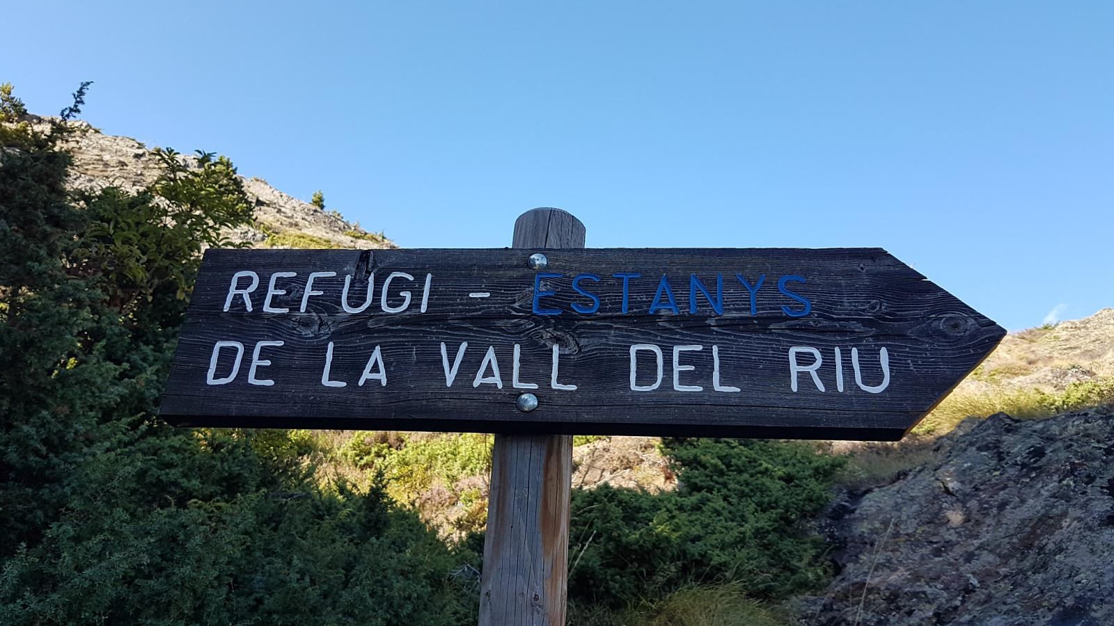 Photo of Vall del riu