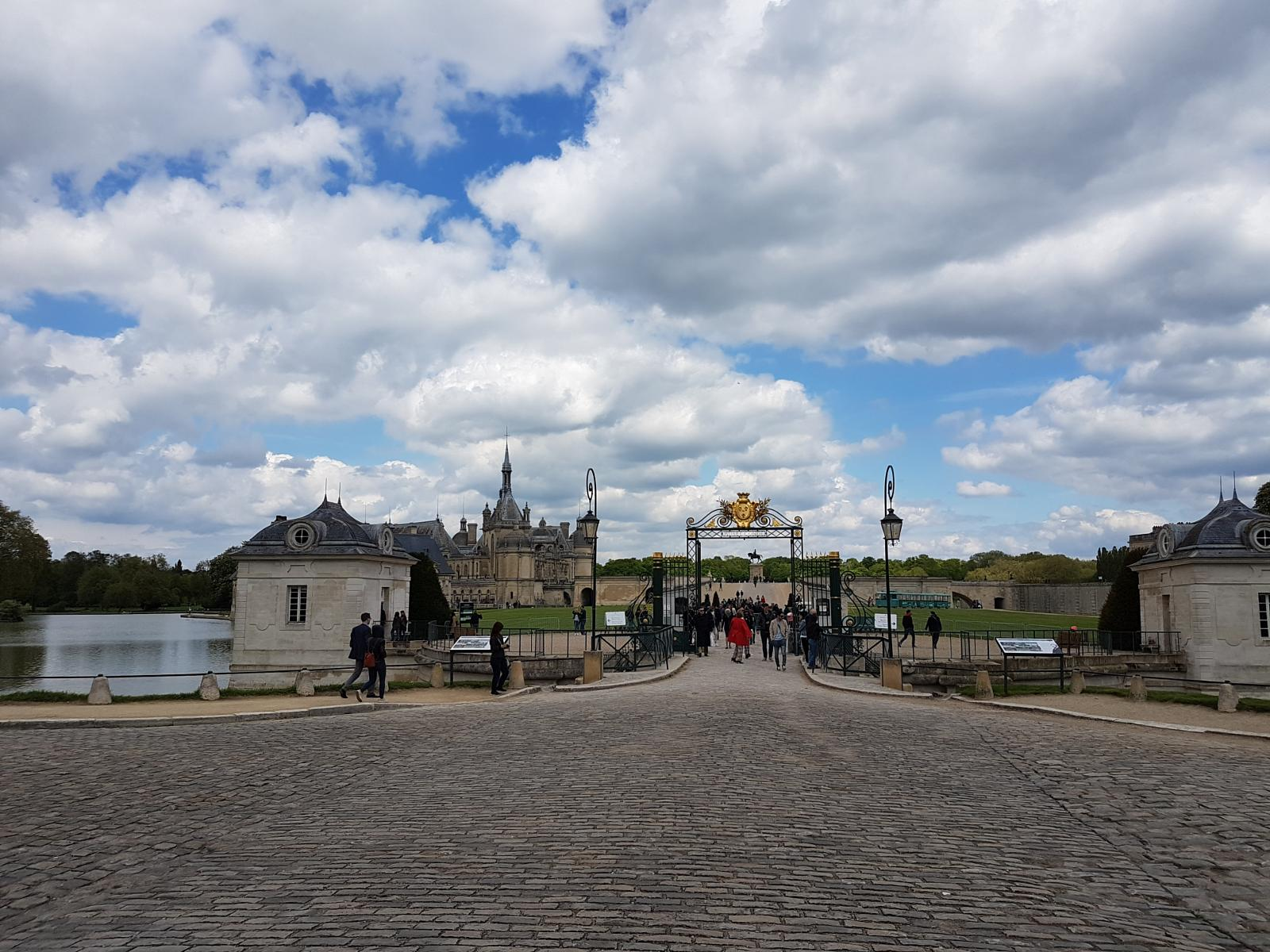 Photo de Loop Hike from and to Gare Chantilly Gouvieux