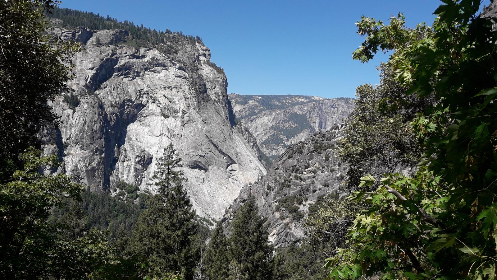 的照片 Yosemite Valley Trails and Falls