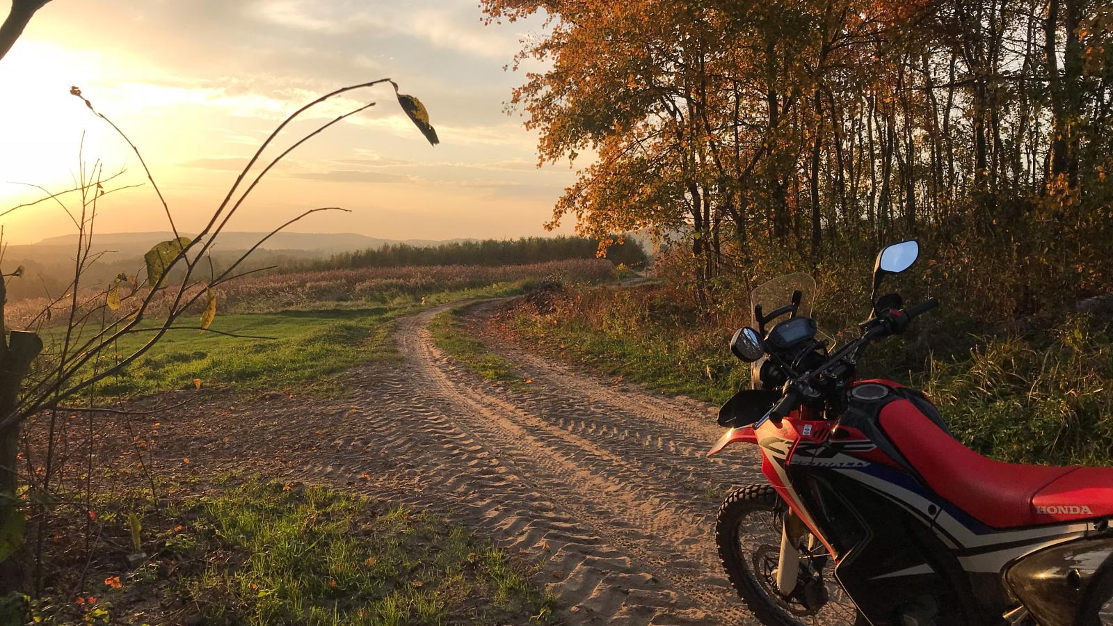 Photo of Trailbike - Kaszów, Liszki
